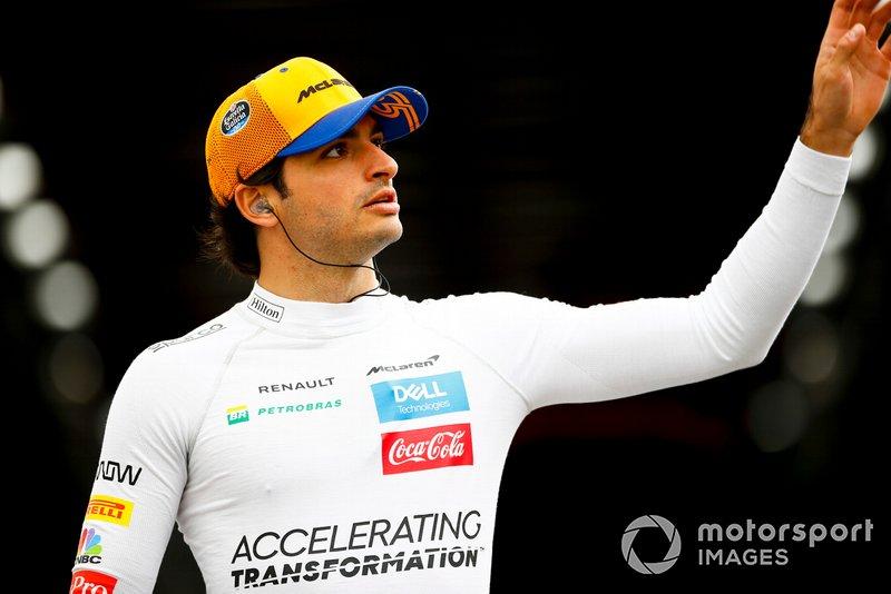 Carlos Sainz, McLaren: 4 millones de euros