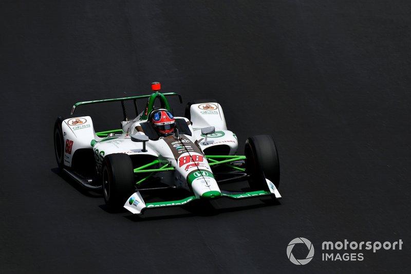 Platz 33: Colton Herta, Harding Steinbrenner Racing Honda