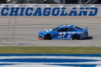 Chris Buescher, JTG Daugherty Racing, Chevrolet Camaro Maxwell House - USO