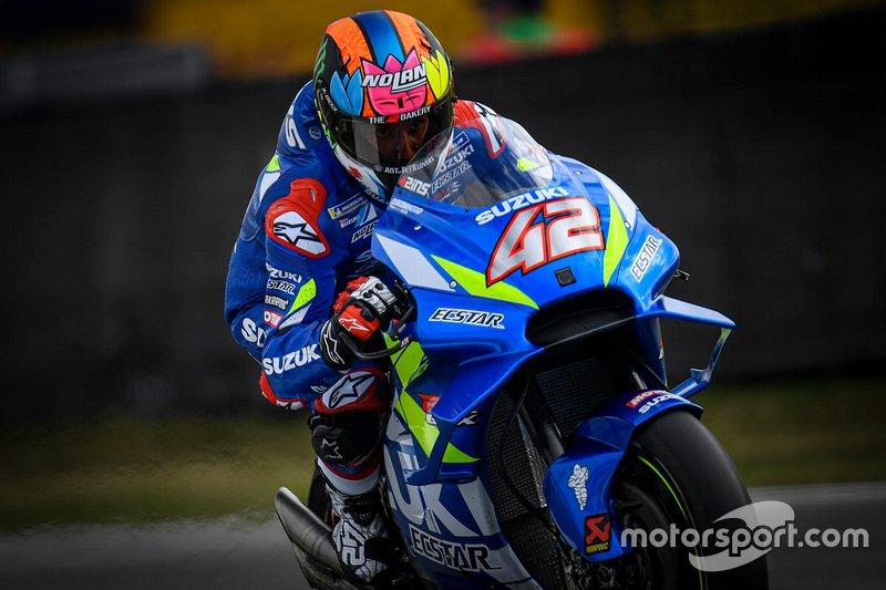 Álex Rins - GP de Holanda