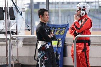 山本尚貴(#1 RAYBRIG NSX-GT)