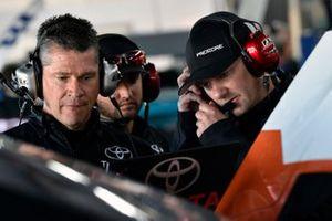 Matt DiBenedetto, Leavine Family Racing, Toyota Camry Procore, Michael Wheeler