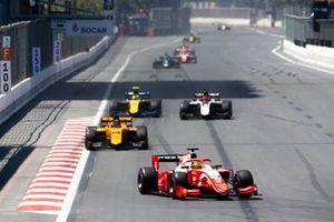Mick Schumacher, PREMA RACING and Dorian Boccolacci, CAMPOS RACING