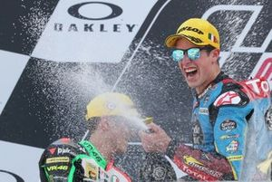 Podyum: Yarış galibi Alex Marquez, Marc VDS Racing
