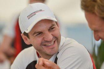 #91 Porsche GT Team Porsche 911 RSR: Richard Lietz
