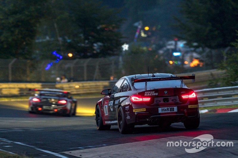 #71 Hofor Racing by Bonk Motorsport BMW M4 GT4: Michael Schrey, Thomas Jäger, Claudia Hürtgen, Michael Fischer