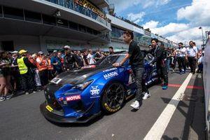 #20 Ring Racing with Novel Lexus RCF: Yoshinobu Koyama, Tohjiro Azuma, Taketoshi Matsui, Kota Sasaki