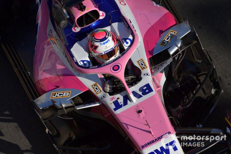 Sergio Pérez, Racing Point RP19