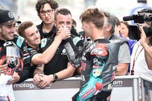 John McPhee, Fabio Quartararo, Petronas Yamaha SRT