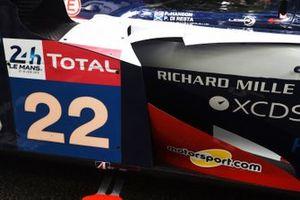 #22 United Autosports Ligier JSP217 Gibson