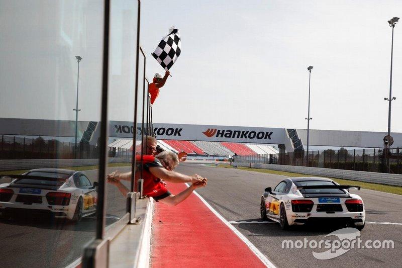 Stefano Comini, Audi Sport Seyffarth R8 LMS Cup