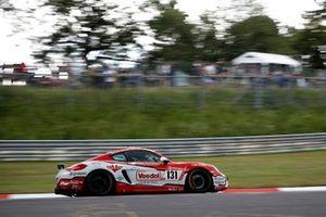 #131 Pixum Team Adrenalin Motorsport Porsche Cayman S: Christian Büllesbach, Andreas Schettler, Jacek Pydys