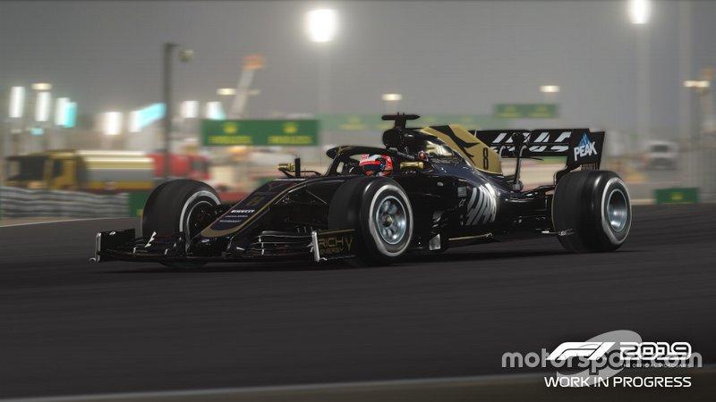 Haas F1 2019 Codemasters