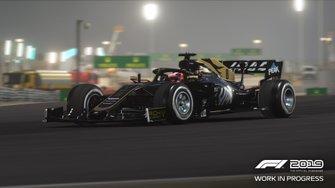 Haas en el 'F1 2019'