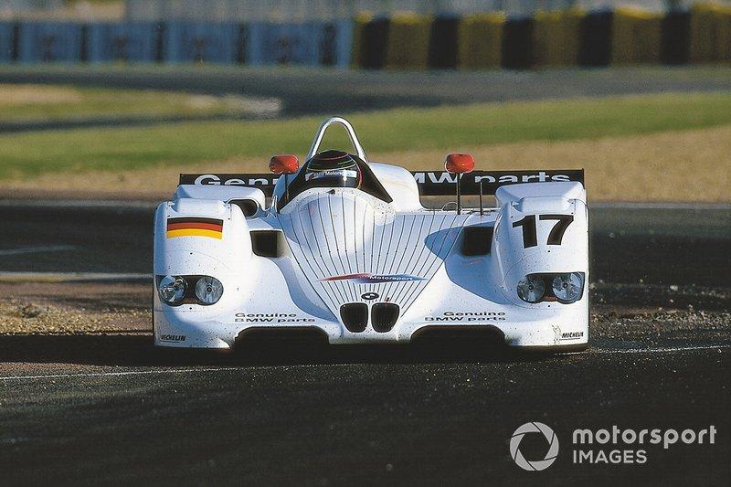 Jörg Müller, BMW V12 LMR