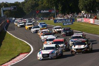 Start - Jake Hill, Trade Price Cars Audi leads