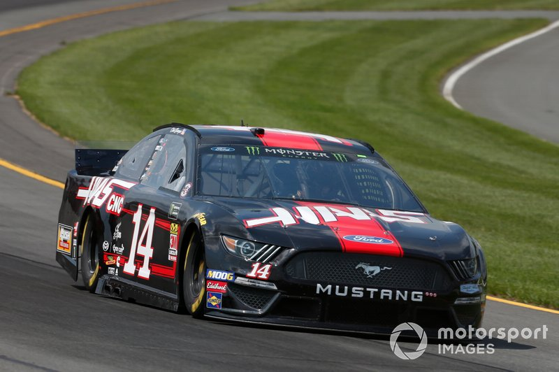 5. Clint Bowyer, Stewart-Haas Racing, Ford Mustang