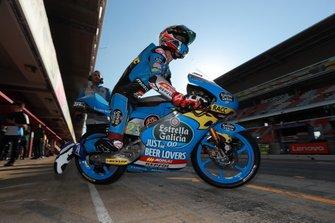 Alonso Lopez, Estrella Galicia 0,0, Moto2