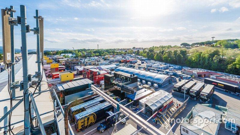 Red Bull Racing - nova sede