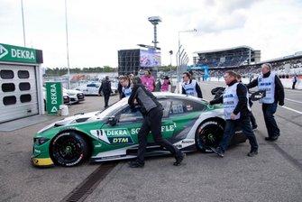 DMSB, Scrutineer, DEKRA, Marco Wittmann, BMW Team RMG, BMW M4 DTM