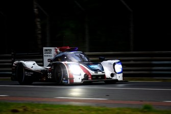 #32 United Autosports, Ligier JS P217-Gibson: Alex Brundle, Ryan Cullen, Will Owen