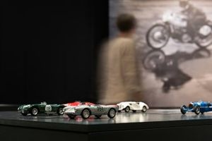 Exposición en el Museo de la Ciudad de Berna sobre las carreras de Fórmula 1 en Suiza de 1934 a 1954