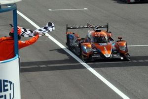 Il vincitore della gara #26 G-Drive Racing Aurus 01 Gibson: Roman Rusinov, Job Van Uitert, Norman Nato