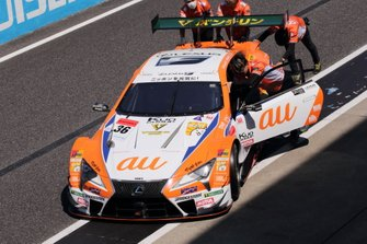 #36 Team Tom's Lexus LC500