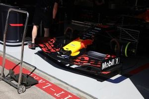 Alerón delantero del Red Bull Racing RB15
