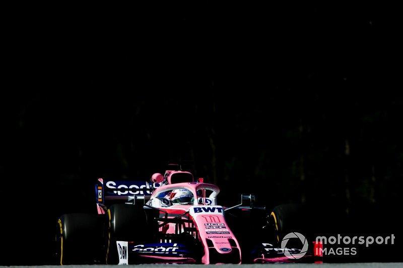 13. Серхио Перес (Racing Point) – 1:04,789
