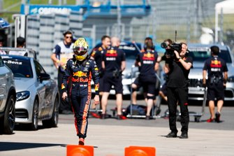 Max Verstappen, Red Bull Racing na de crash