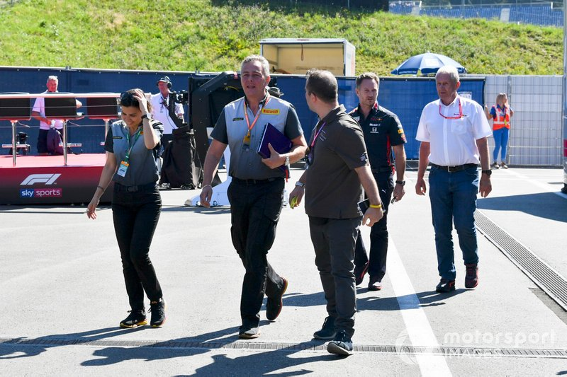 Mario Isola, Pirelli Motorsport