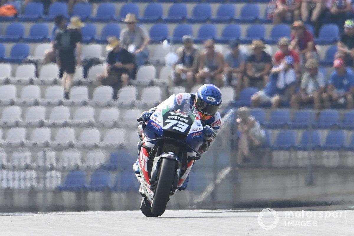 Alex Márquez, equipo LCR Honda