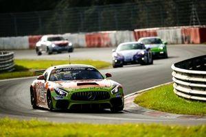 #165 - Marcel Johannes Marchewicz, Marek Boeckmann, Tim Neuser (Mercedes-AMG GT4) - SP10