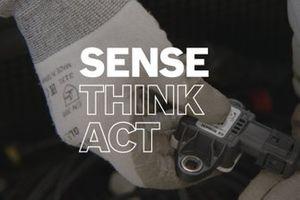 Bosch Driverless: Think Act