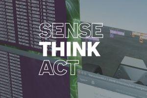 Bosch Driverless: Sense Think Act