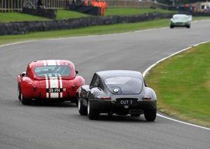 Célébration Royal Automobile Club TT Alex Brundle Richard Kent Jaguar E