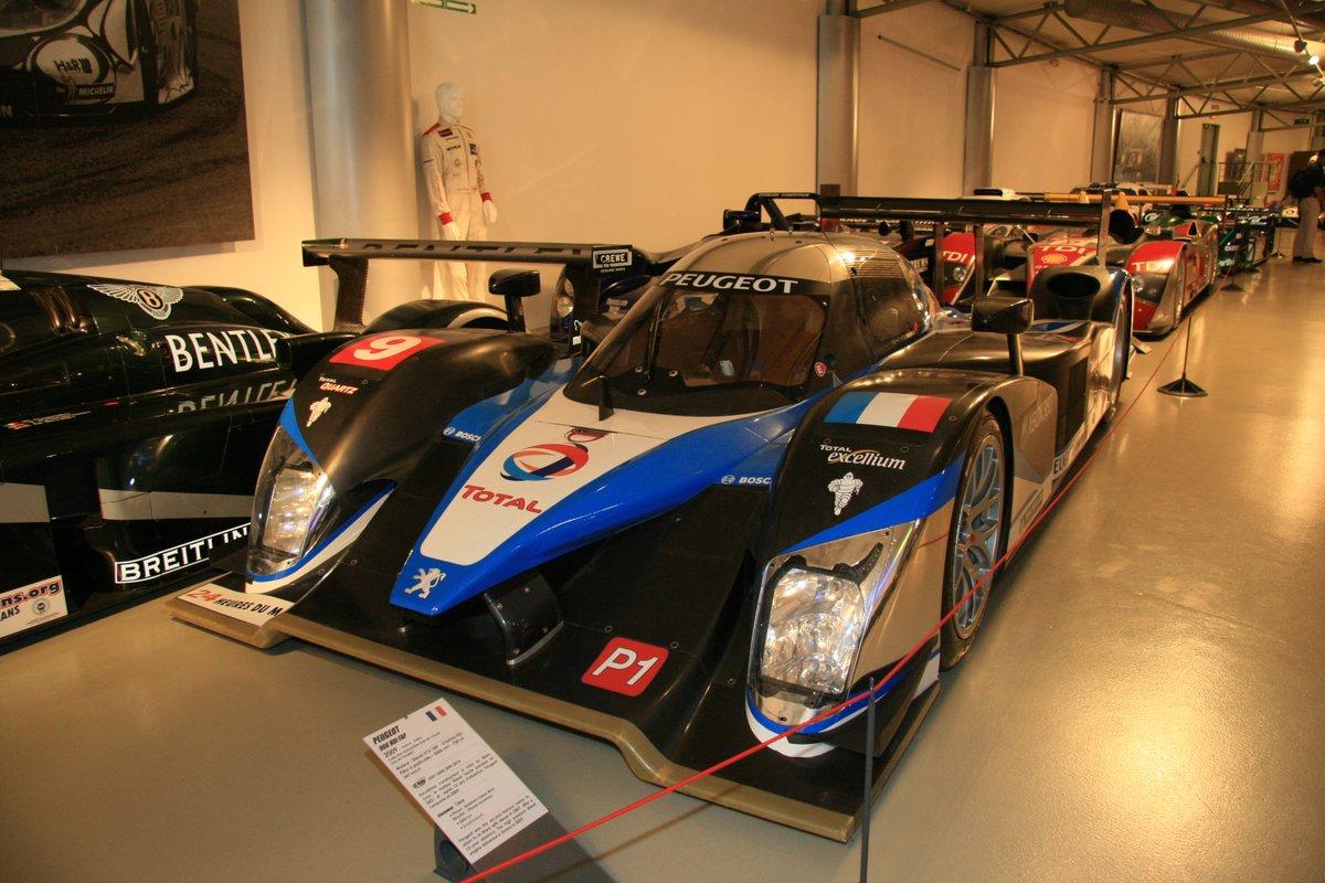 2009年:プジョー908HDi FAP(Peugeot 908 HDI FAP)