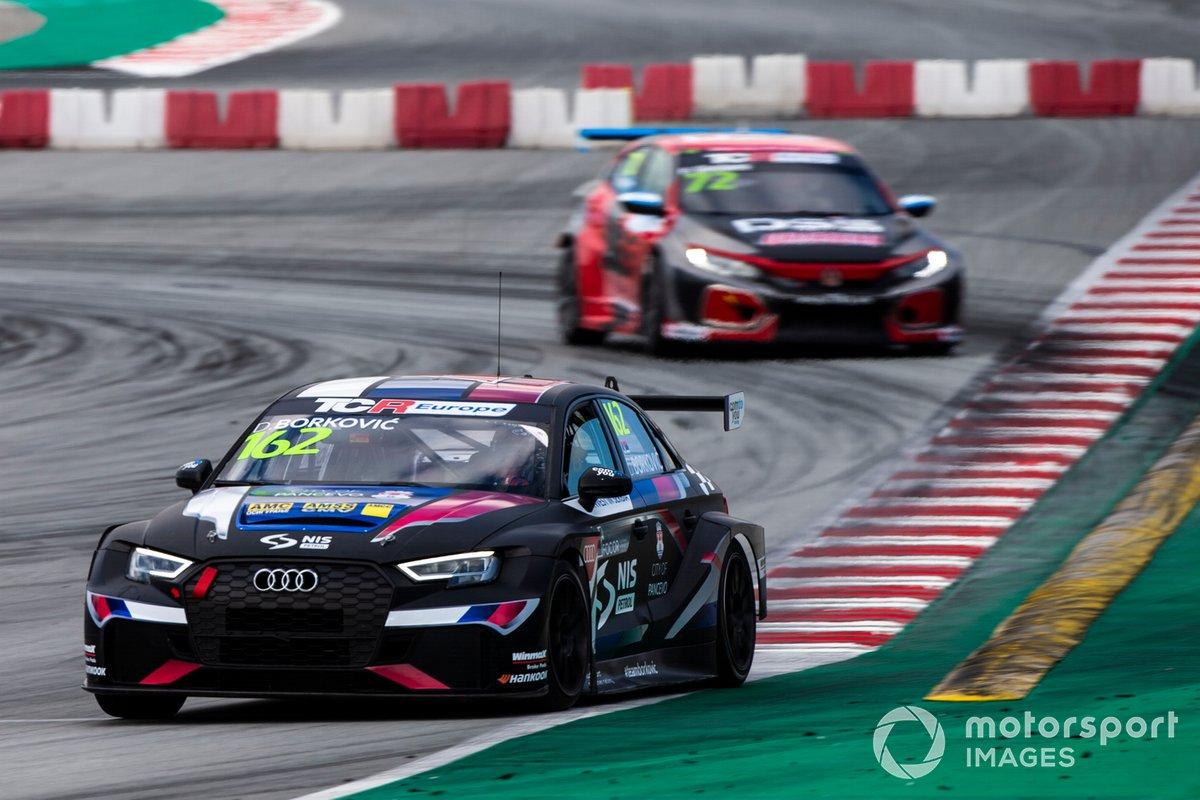 Dušan Borkovic, Comtoyou Racing, Audi RS 3 LMS TCR