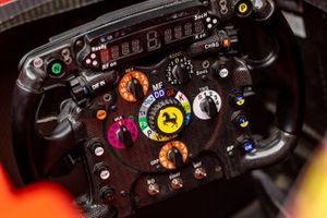 Detail photo of Fernando Alonso's 2013 Ferrari F138