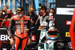 Scott Redding, Aruba.It Racing - Ducati, Chaz Davies, Team GoEleven
