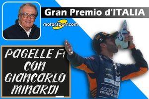 Cover Pagelle F1: GP Italia