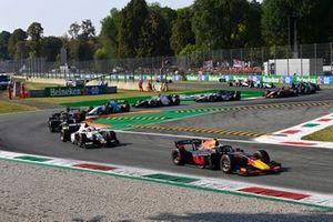 Juri Vips, Hitech Grand Prix, Ralph Boschung, Campos Racing, Dan Ticktum, Carlin