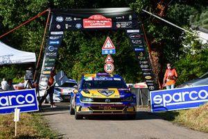 Tommaso Ciuffi, Nicolo Gonella, Volkswagen Polo Gti RC2