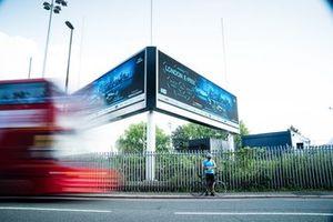 London FE billboard