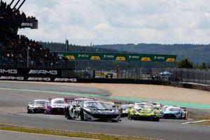 Start DTM-race 2 Nürburgring