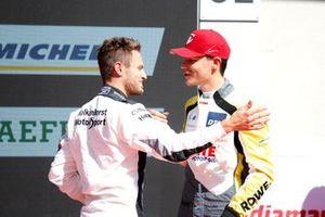Marco Wittmann, Walkenhorst Motorsport, Sheldon van der Linde, ROWE Racing
