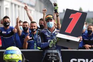 Luca Bernardi, CM Racing, en pole position