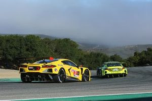 #3: Corvette Racing Corvette C8.R, GTLM: Antonio Garcia, Jordan Taylor, #12: Vasser Sullivan Lexus RC F GT3, GTD: Frankie Montecalvo, Zach Veach