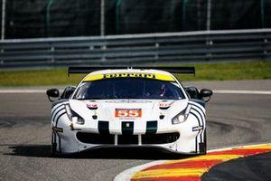 #55 Spirit Of Race Ferrari 488 GTE EVO LMGTE, Duncan Cameron, Matthew Griffin, David Perel
